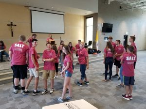 Ignite High School Youth Ministry – St  Sebastian Catholic
